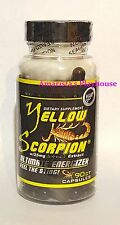 RARE! Yellow Scorpion by Hi-Tech Pharmaceuticals - HTP *  Weight Loss Fat Burner