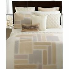 New Hotel Collection Brushstroke Euro Pillow Sham $150 Retail