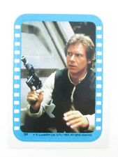 1983 STAR WARS Return of the Jedi Sticker #54 - NM/MINT