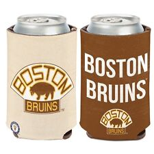 BOSTON BRUINS VINTAGE ORIGINAL SIX KADDY KOOZIE CAN HOLDER NEW WINCRAFT