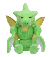 Pokemon Center Original Limited Plush Doll Pokemon fit Scyther JAPAN IMPORT