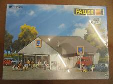 Faller 130339 ALDI-Markt Süd/Nord H0 Plastikbausatz