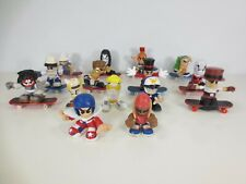 Tech Deck Dudes Lot Boards and Figures