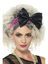 Smiffys Women's 1980's Lace Headband