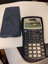 Texas Instruments Ti-30X Iis Scientific Calculator With Cover
