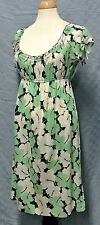 JUICY COUTURE GATHERED SMOCKED BUST DRESS SWIMSUIT COVER SIZE MEDIUM M