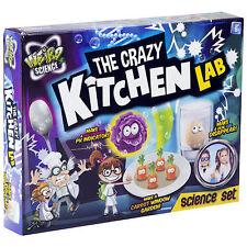 Grafix Weird Science The Crazy Kitchen Lab - Age 8