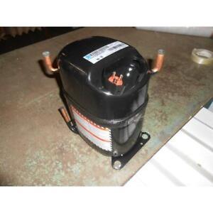 TECUMSEH AJB2444ZXC/AJ605JF-436-A2 1 HP LOW-TEMP REFRIG COMPRESSOR R-404A/R-507