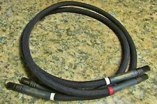 JPS LABS SUPERCONDUCTOR 2  RCA INTERCONNECTS, 1 METER PAIR