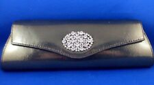 Ladies TUMI GOLD CLUTCH BAG with Bling Stones Formal Women's Fashion Purse - AUS