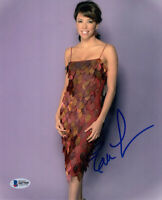 EVA LONGORIA SIGNED AUTOGRAPHED 8x10 PHOTO DESPERATE HOUSEWIVES BECKETT BAS