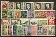 Austria 1946 - year set - complete - very fine MNH
