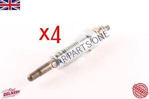 4x New Brand Glow Plugs fit FORD MONDEO I (GBP) 1.8 TD FIESTA III (GFJ) 1.8 D