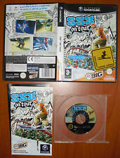 SSX On Tour, Mario Luigi Peach, Nintendo GameCube GC & Wii, Pal-España COMPLETO
