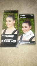 (2) CONAIR LARGE BUN MAKER 55583V Bobbie Pins & Hair Ties Burnette READ
