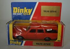"DINKY / POLISTIL modèle No180 Volvo 265 DL Domaine voiture "" ORANGE Vérsion "" VN"