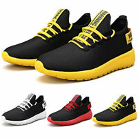 Men's Shoes Outdoor Sports Running Jogging Casual Walking Tennis Gym Sneakers