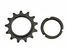 NEW! Bike Bicycle 13T Track Fix Cog 1/8 Black FIXIE Bike Part Cruiser
