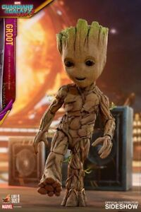 Guardians of the Galaxy Vol. 2 Life-Size Groot - Hot Toys LMS005