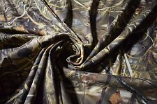 "Realtree Max 4 HD Camouflage 59""W Cotton Poly Comfort 7 Oz.Twill Apparel Fabric"