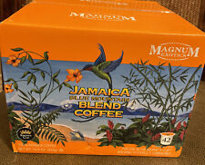 Magnum Exotics Jamaican Blue Mountain Blend Ground Coffee K-Cups (42-count)