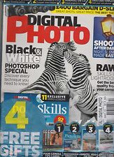 DIGITAL PHOTO MAGAZINE UK MONTHLY #175 DEC 2013, #1 FOR PHOTOSHOP &CAMERA SKILLS