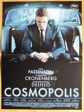 AFFICHE - COSMOPOLIS ROBERT PATTINSON DAVID CRONENBERG