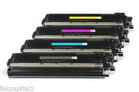 4 x Colour Laser Toners Non-OEM For Printer Brother MFC9120CN, MFC 9120CN