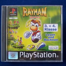 PS1 - Playstation ► Rayman Junior 3. + 4. Klasse | Lesen & Rechnen ◄ TOP Zustand