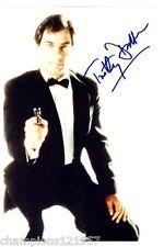 Timothy Dalton  ++Autogramm++ ++James Bond 007++2