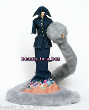 Byron Lars Designer Fashion Jacket Fits Silkstone Fashion for Barbie Doll