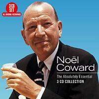 ABSOLUTELY ESSENTIAL 3 CD - COWARD NOEL [CD]