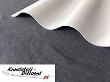 Wellblech Aluwelle 0,7 mm Sinusprofil 76/18 Ral9006 silber Aluminium Profilblech