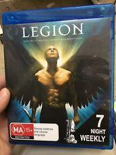 Legion ex-rental BLU RAY (2010 Paul Bettany fantasy horror movie)