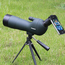 Eyeskey BK7 20-60x60 Angled Zoom Spotting Scope Monocular Telescopes+Tripod US