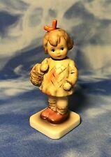 "New ListingGoebel Hummel Club ""I Brought You a Gift"" Girl w/ Basket Figurine Tmk-6 #479 Euc"