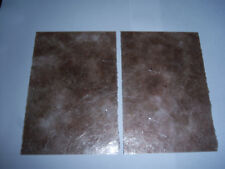 """Mica Sheet  6"""" x 4"""" Multiple Separable Layers 0.020"""