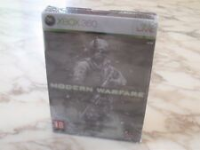 Call of Duty COD Modern Warfare 2 Edition Collector Hardened VF Xbox 360 NEUF