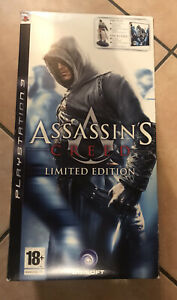 Jeu PS3 Assassin's Creed Limited Edition collector