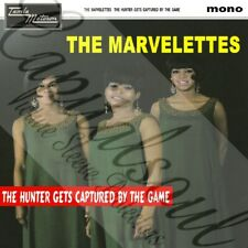 60S MOD TAMLA MOTOWN THE MARVELETTES THE HUNTER GETS CAPTURED PICTURE SLEEVE