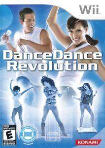 Dance Dance Revolution - Nintendo  Wii Game