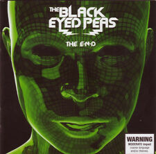 The Black Eyed Peas – The E·N·D Interscope Records 2009 USED