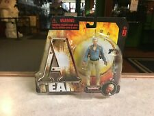 """2010 Jazwares A Team The Movie Hannibal 4"""" Inch Action Figure Moc"""