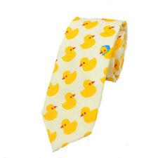 Lovely Rubber Duck Tie HIMYM How I Met Your Mother Barney's Ducky Cosplay Tie