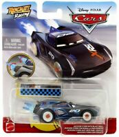Disney Pixar Cars XRS Rocket Racing Jackson Storm With Blast Wall NEW