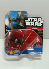 Hot Wheels Star Wars The Force awakens First Order Tie Fighter Diecast Starship