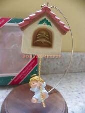 Hallmark 1987 Heavenly Harmony Angel Christmas Ornament
