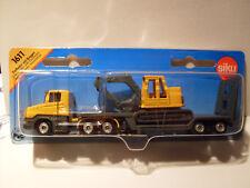 Siku Siku1611 Camion avec Excavatrice