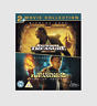 National Treasure 1 & 2 Blu-ray  Nicholas Cage 2- Movie Collection NEW
