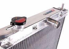 Skunk2 349-05-1500 Alpha Series Aluminum Radiator with Cap for 88-91 Civic CRX